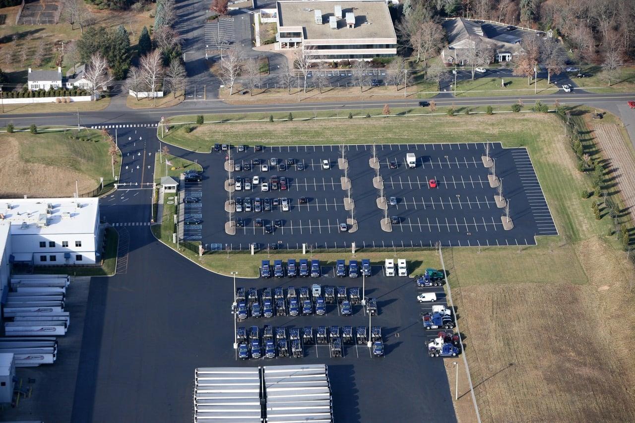 asphalt sealer for parking lot