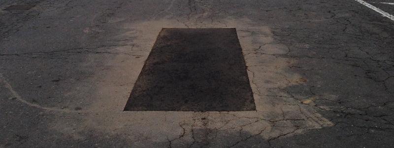 Pothole Repair: 3 Basic Patching Methods