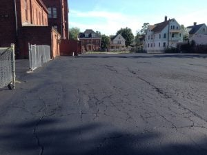 alligator cracking asphalt blacktop repair services