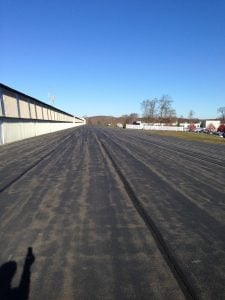 linear cracking asphalt pavement repair services