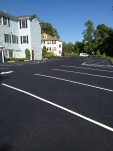 parking lot striping regulations