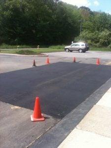 pavement inspection pavement patching