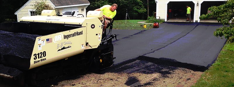 What's In An Asphalt Paving Estimate?