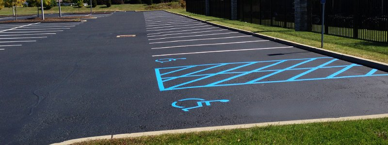 Restriping Parking Lots: Common ADA Violations