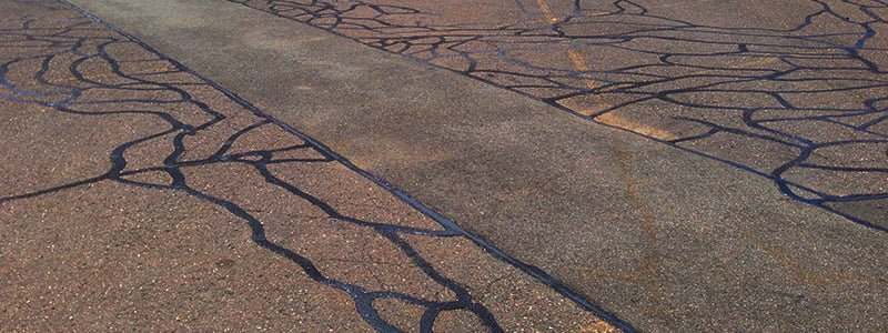 Asphalt Crack Repair: How Much Does It Cost?
