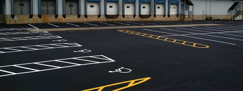 Parking Lot Line Painting: How Much Does It Cost?