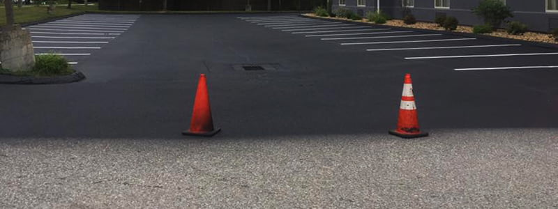 Summer Is The Best Time For Asphalt Sealing