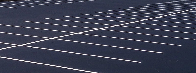 Need A Parking Lot Line Painter Before Winter?