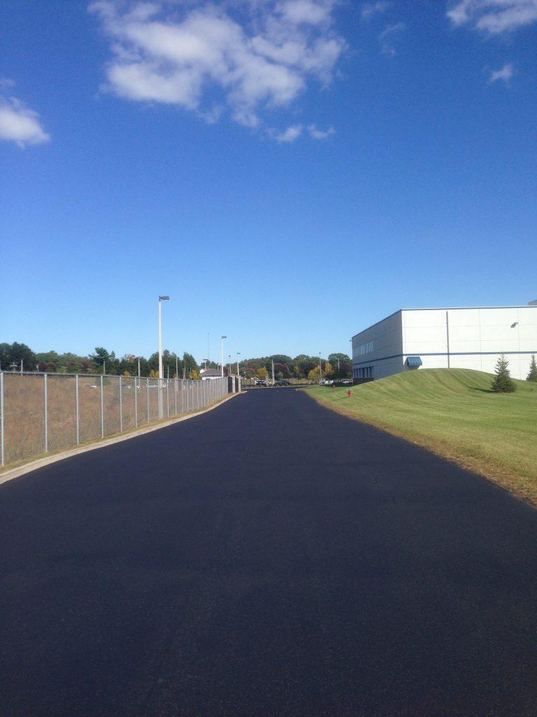 asphalt drivability