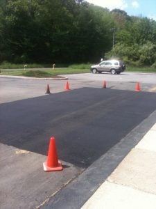 repairing asphalt cracks spring asphalt repair