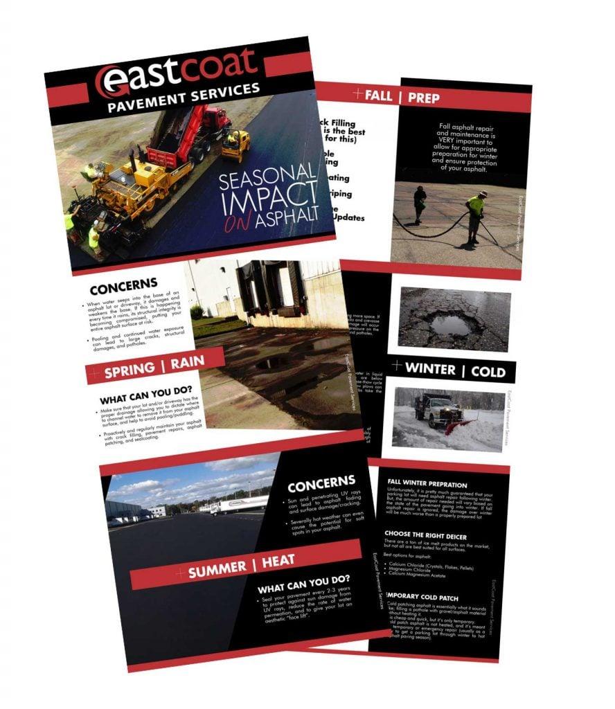 Eastcoat Asphalt Brochure