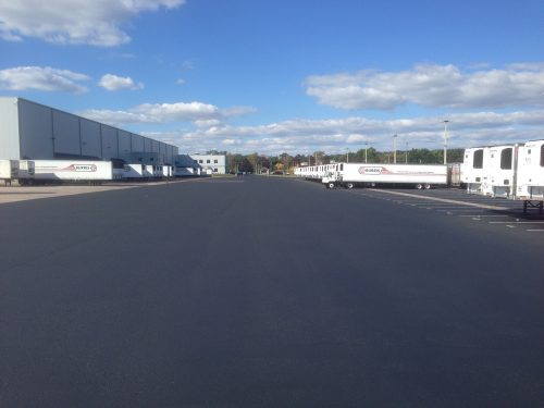 how long does asphalt take to cure, asphalt dry time