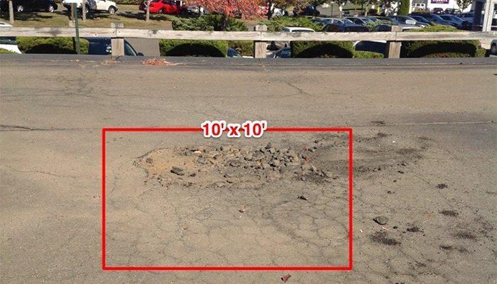 best asphalt patch pot hole