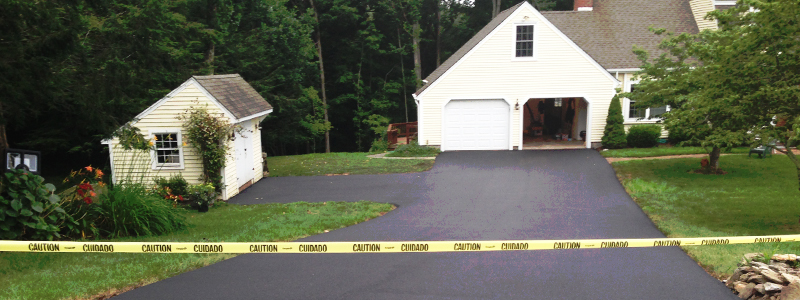driveway sealing tips